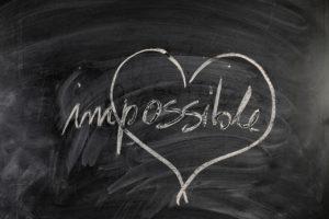 Impossibile è solo ciò che non si desidera